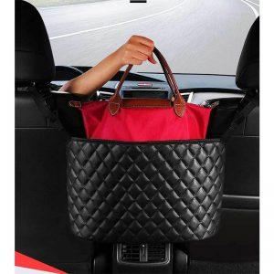 Car storage large capacity Elastic Car Mesh Net Bag