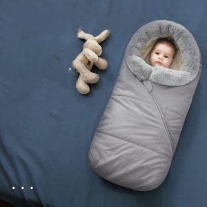 Baby Sleeping Bag Winter Windproof