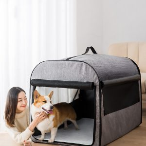 Dog Cage House Portable