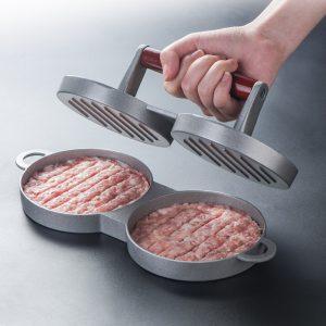 Aluminum Alloy Hamburger Press
