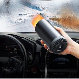 Car Heater Fan Portable Defrosting