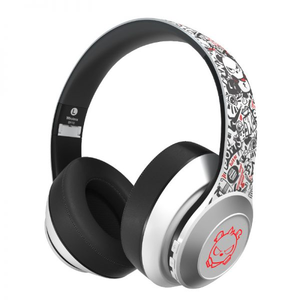 5.0 Music Headset with Subwoofer