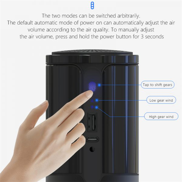 Car Deodorant Sterilization Disinfection Air Purifier