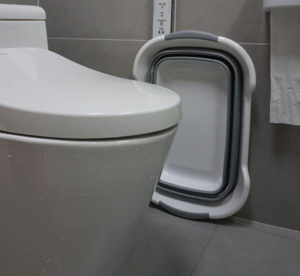 Multipurpose Silicone Foldable Pet Bath Tub